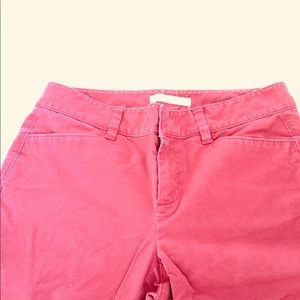 Berry Colored Loft Pants